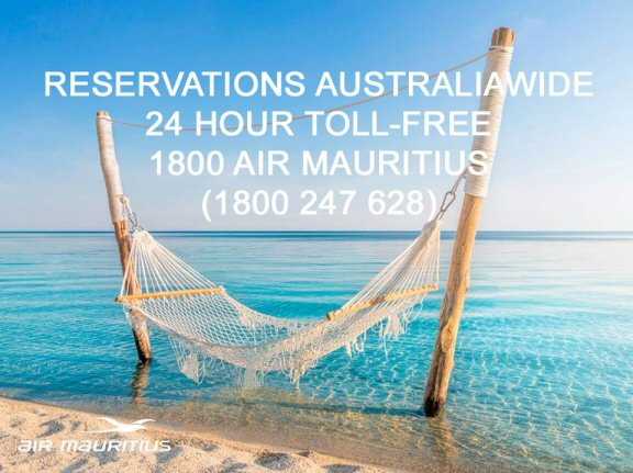 Air Mauritius contact number